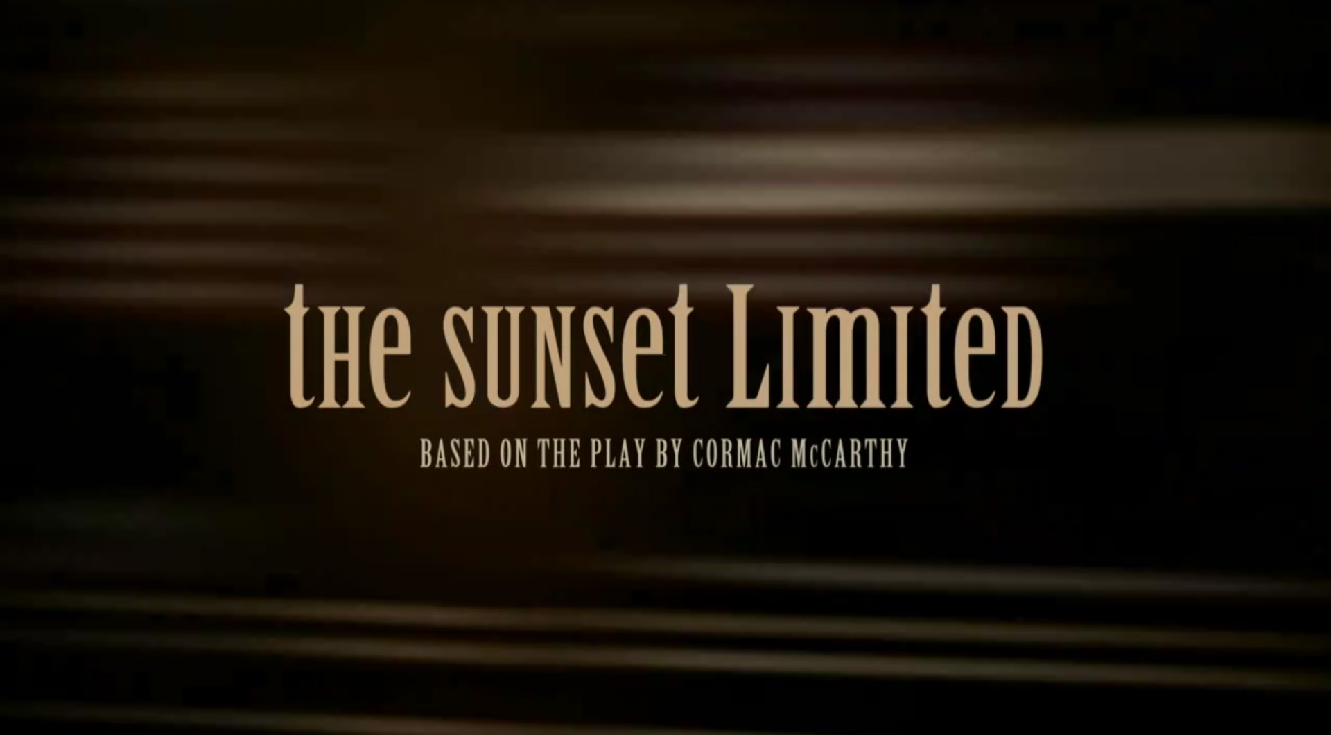 sunset limited The sunset limited is a 2011 television film based on the play written by cormac mccarthy the film stars tommy lee jones and samuel l jackson it was the duo's.